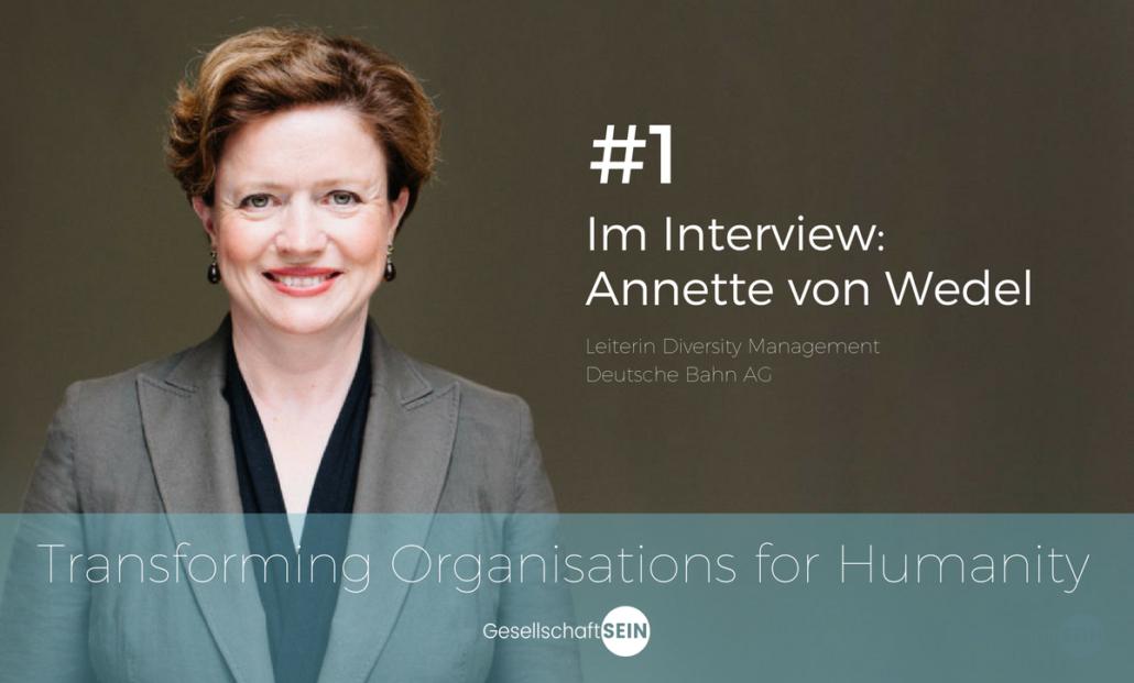 Interview mit Annette von Wedel